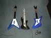 3 Models Of Guitar For Ps2 Toy