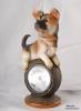 Resin Dog Solar Spot Light
