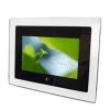 Digital Photo Frame, 7 Inches, Stereo Speaker, Av In Or Out, E-Book