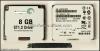 St1.2 Series St68022Cf - Hard Drive - 8 Gb - Compactflash