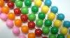Mardi Gras Bead-Sphere