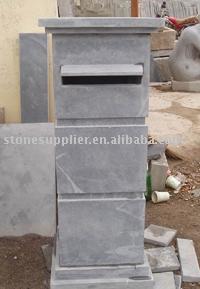 Limestone Mailbox