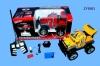 Rc Invinzer Smoke Crash Car Toy