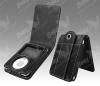Genuine Flip Style Leather Case For Ipod Nano 3G