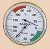Sauna Thermometer-Hygrometer