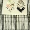 Interweaving Cotton Polyester Spandex Nylon(3105) Fabric For Garment