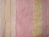 Jacquard And Crush Organza Fabric