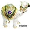 Metal Camel Jewelry Box