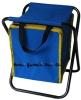 Folding Stool With Cooler Bag