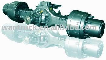 [Hc16] Heavy Cast Hub Reduction Drive Axle