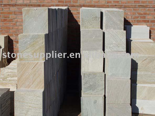 Slate Tile--Beige Tile