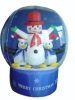 Air Blown Inflatable Toy, Snow Globe Toy,Air Dome Toy