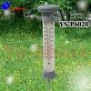 Solar Plastic Thermometer