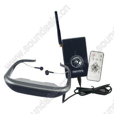 Video Glasses---New Technology