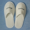 Waffle Slipper 1 Color Embroidered Logo