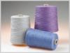 Bamboo-Wool Semi-Worsted Yarn