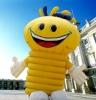 Inflatable Costume, Cartoon Mascot