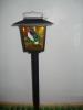 Glass Solar Lamp