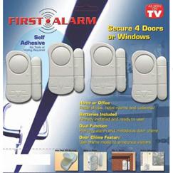 First Alarm
