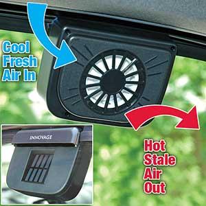 Auto Air Vent