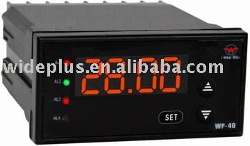 Wp Series Horizontal Type Single-Screen Instrument
