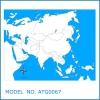 Usa Map Unlabeled