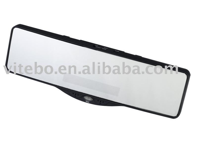 Bluetooth Hands Free Car Kit (Rear View Mirror)Vtb-80