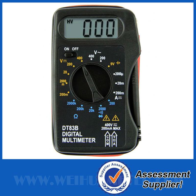 Dt83b мультиметр инструкция