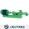 I-1B Thick Paste Pump