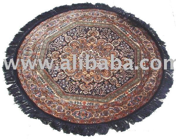 Alfombras redondas alfombras identificaci n del producto for Alfombras persas redondas