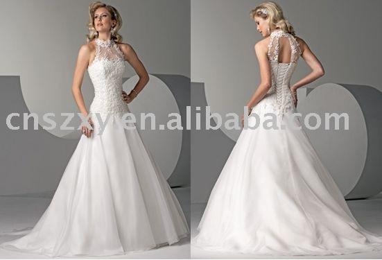 fashion wedding dresses 2009