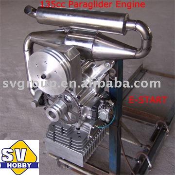 Двигатель для параплана своими руками