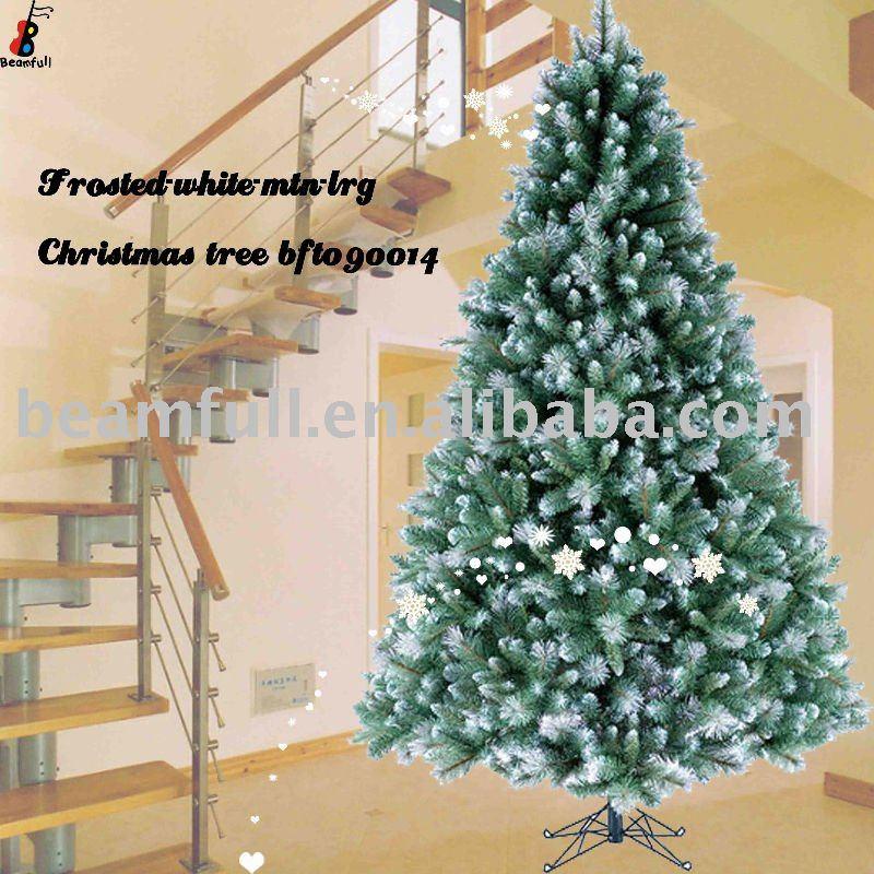 bereifter schnee k nstlicher weihnachtsbaum. Black Bedroom Furniture Sets. Home Design Ideas