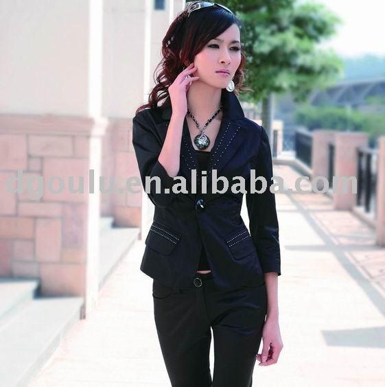 Fashion coats ( Jackets  / Ladies' coats / Women jackets) Manufacturer exporting direct from Guangdong China