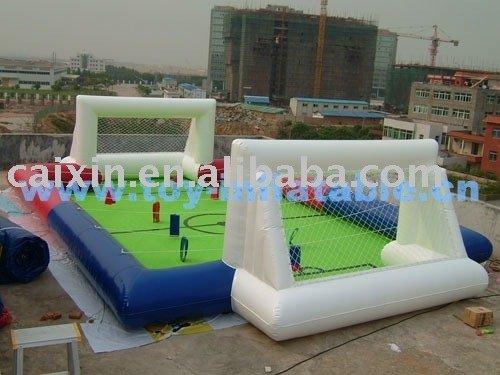 كرة القدم كرة القدم ملعب نموذج لعبة