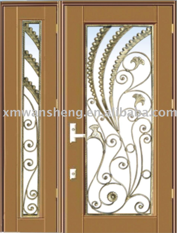 Camarino De HBK Fancy_iron_of_wroght_iron_door