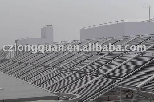 هندسة الطاقة الشمسية جامع نظام الطاقة