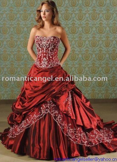 The new generation of wedding dresses