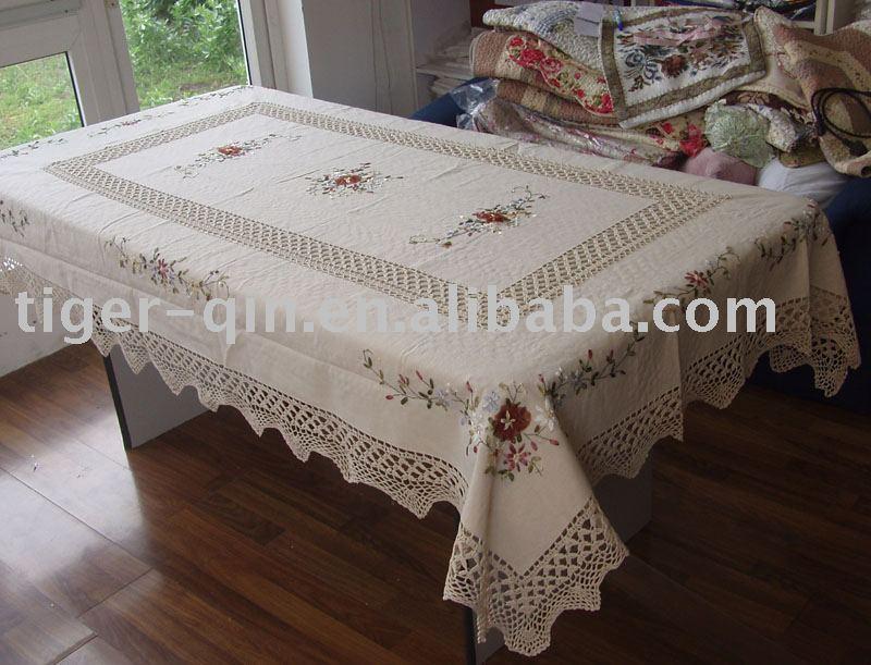 Download colcha cubrecama manta tejido mano crochet lana - Manteles de mesa bordados ...