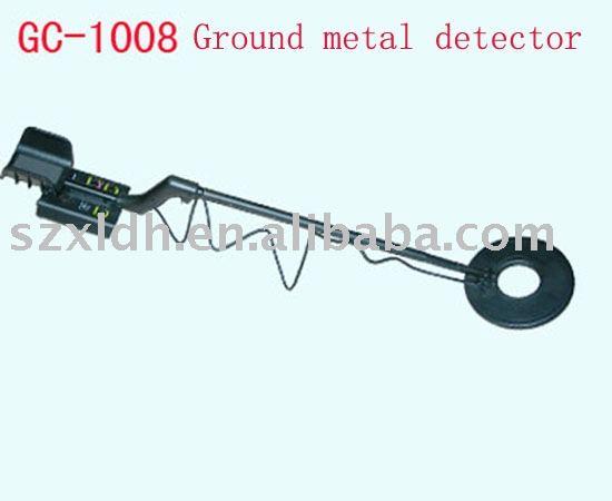 detector de metais à terra GC-1008. Lugar de origem: Guangdong China