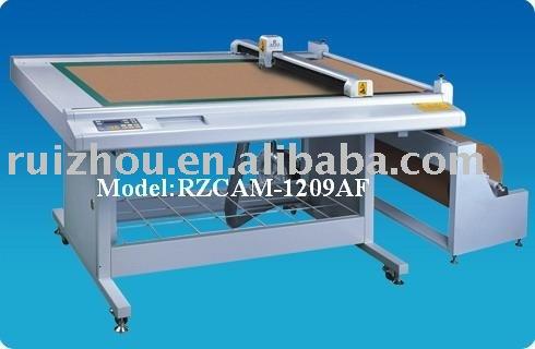 Modelo pl stico mesa de corte de corte de la m quina for Plotter de mesa