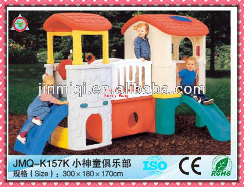 Exterior de pl stico casa de juegos casa de juegos para for Casas de plastico para ninos