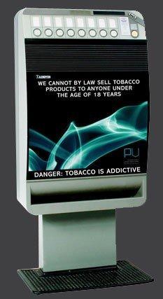 distributeurs automatiques de cigarette azkoyens d 8. Black Bedroom Furniture Sets. Home Design Ideas