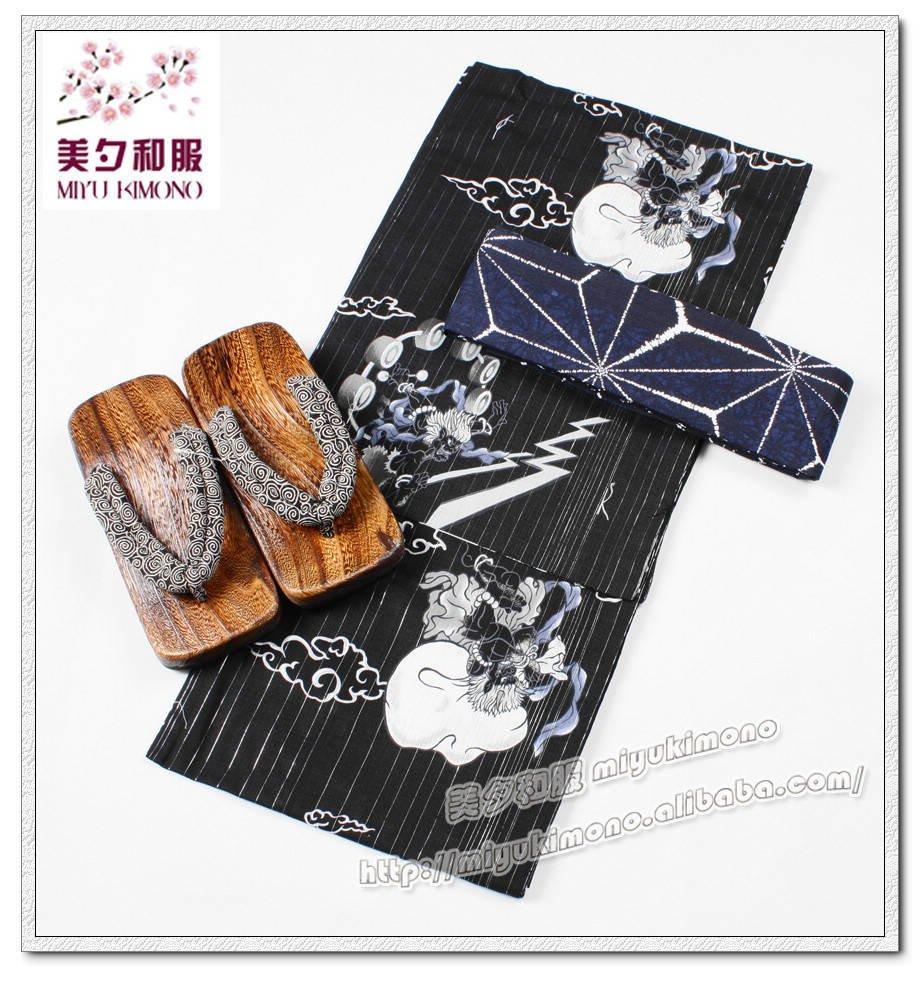 Estilos de Decoración III : Ecléctico, Kitsch, Bauhaus-Industrial-Starck y Oriental - Página 26 _MIYUKIMONO_Japanese_men_s_kimono_yukata_set_4points_109