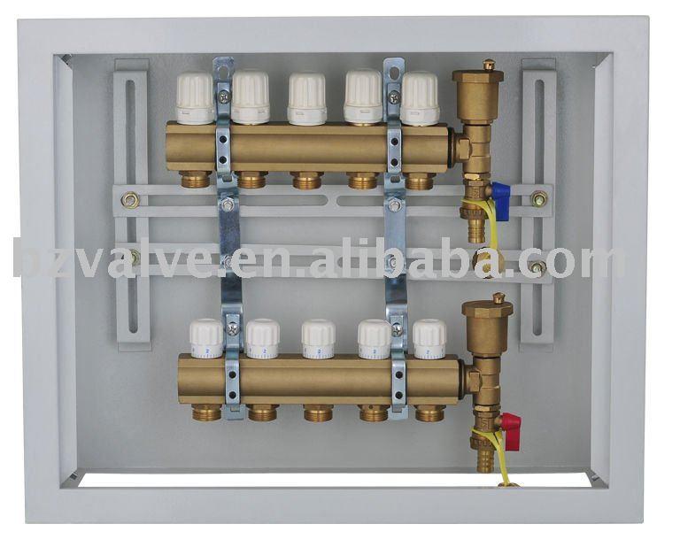 Riscaldamento a pavimento collettore altro riscaldamento da casa id prodotto 269190720 italian - Collettori per riscaldamento a pavimento ...