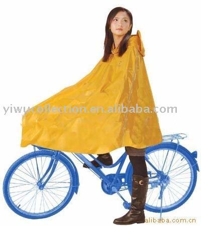 toujours 2 roues.... mais cette fois sans moteur.... Bike_poncho