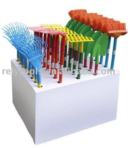 40 unid herramientas de jard n para los ni os en caja de for Herramientas jardineria ninos