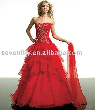nocluzqh popul re tr gerlose rote hochzeitskleider bild. Black Bedroom Furniture Sets. Home Design Ideas