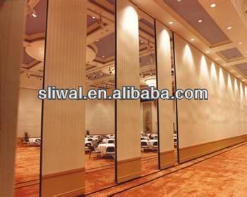 Chine fabricant aluminium classique acoustique cloison cloison de bureau id du produit 297711452 for Prix cloison mobile