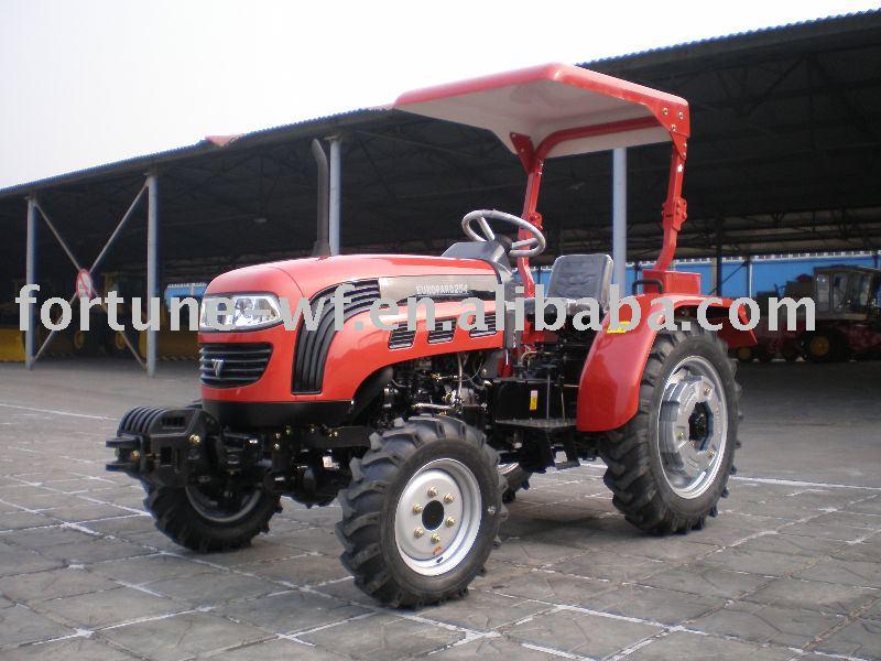 Tracteur de ferme Tractor_Foton_TE254